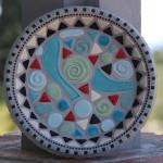 A Mosaic Plate